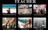 teacher post