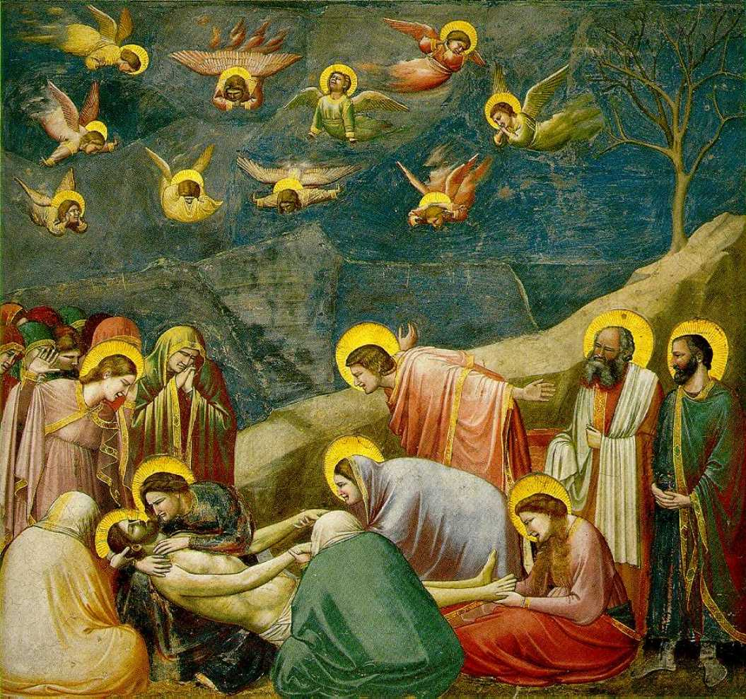 giotto lamentation